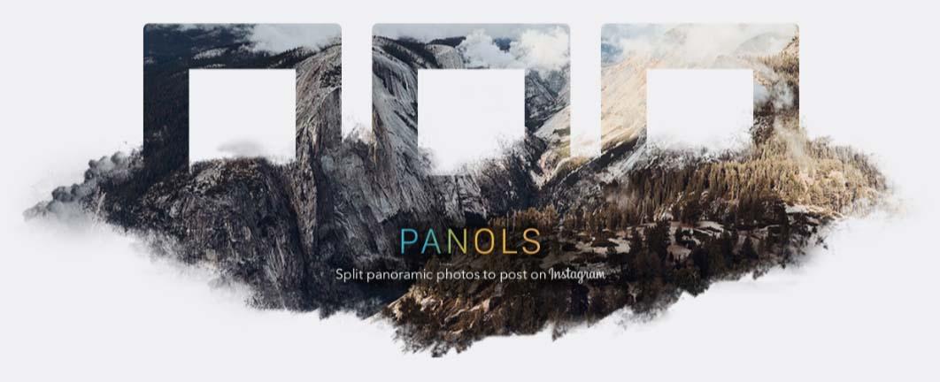 Panols - Panorámicas para Instagram