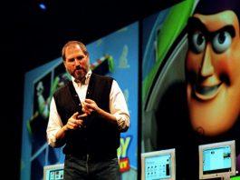 Steve Jobs CEO Pixar