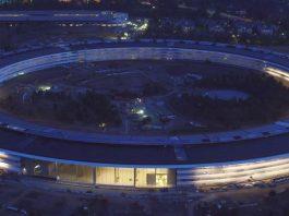 Apple Park - evolución mediados mayo 2017