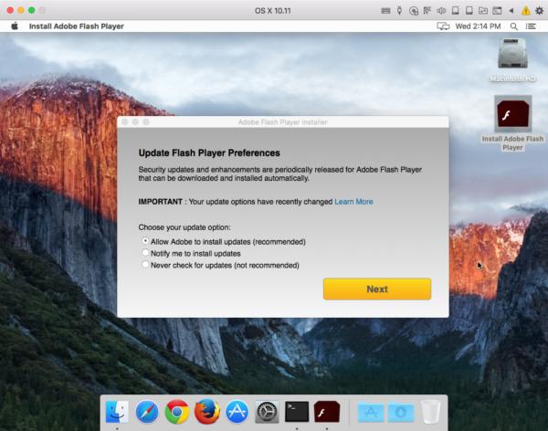 Malware Snake en macOS