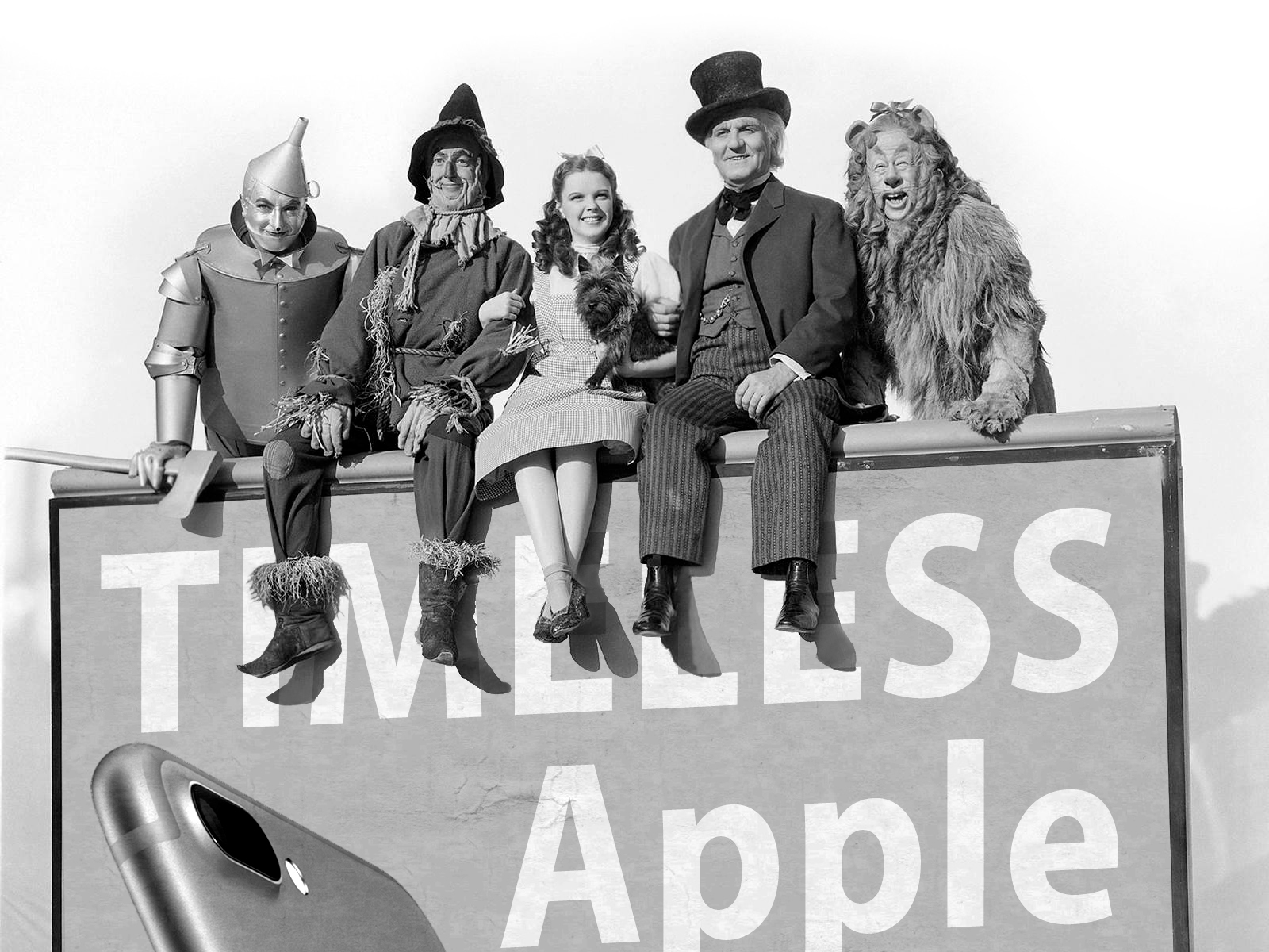 Timeless Apple - El Mago de Oz