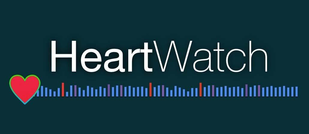 HeartWatch - app salud para Apple Watch