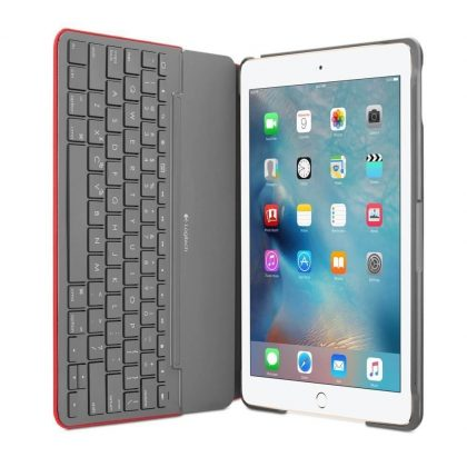 Funda para iPad Air Logitech Canvas - Vista interior