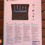 Unboxing Logitech Canvas - trasera