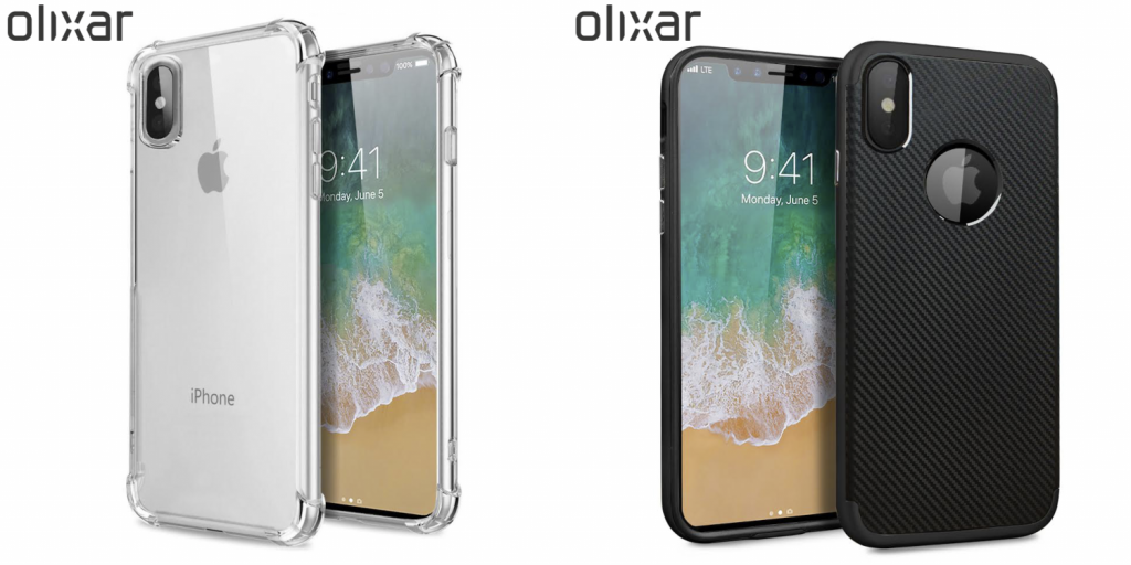 Olixar iphone 8 posibles fundas