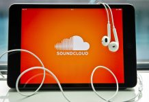 SoundCloud en iPad