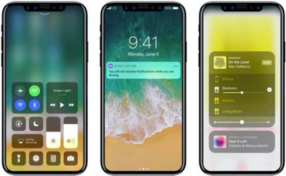 concepto iPhone 8 según Ming-Chi Kuo