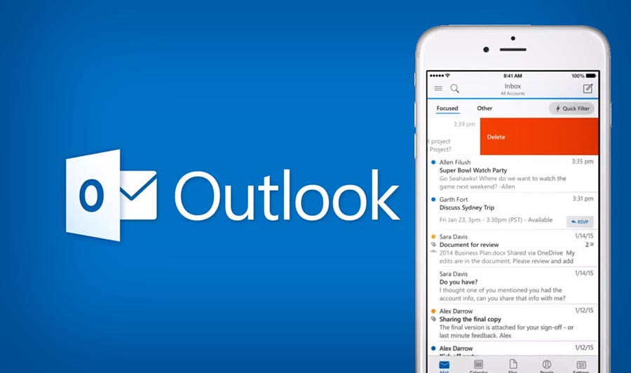 Outlook para iOS renovado