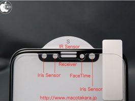 Posible FaceID del iPhone 8