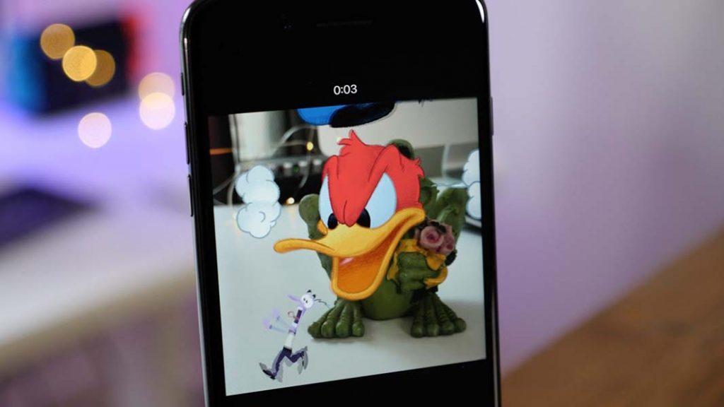 Actualización app Clips - Stickers de Disney