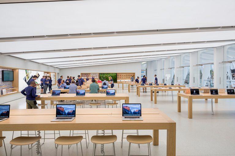 Angela Ahrendts habla sobre las Apple Store
