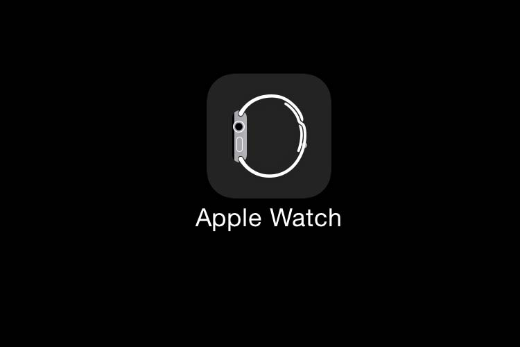 icono app Apple Watch