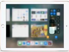 Usar Centro de control sin 3D touch en iOS 11