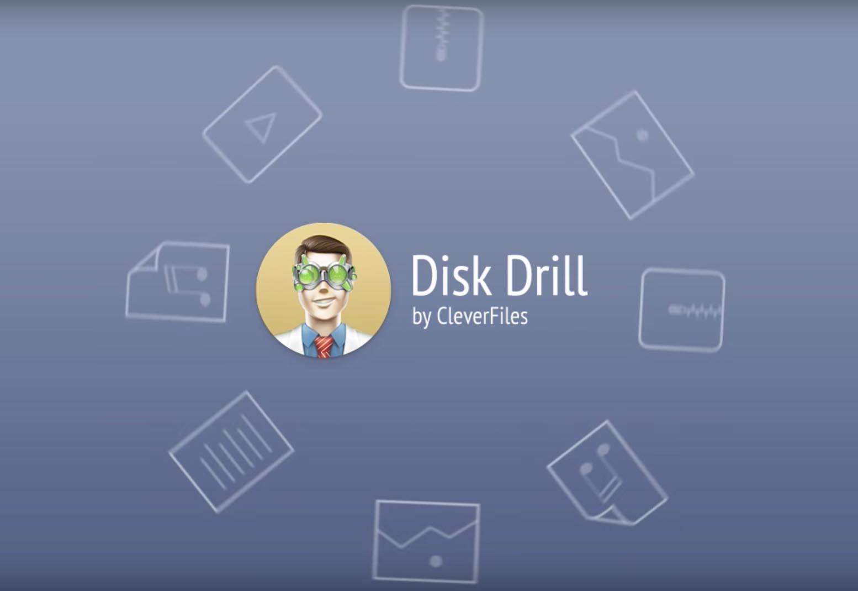 Disk Drill para Mac OS X
