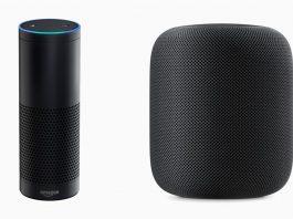 HomePod vs Amazon Echo