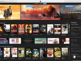 Películas de iTunes Store