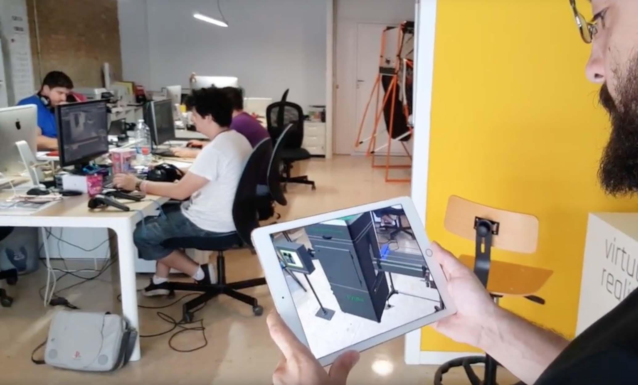 Innoarea prepara app ARKit para industria