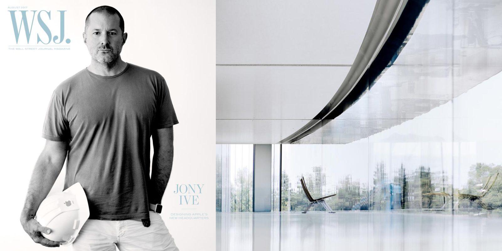 Entrevista de Jony Ive sobre el Apple Park