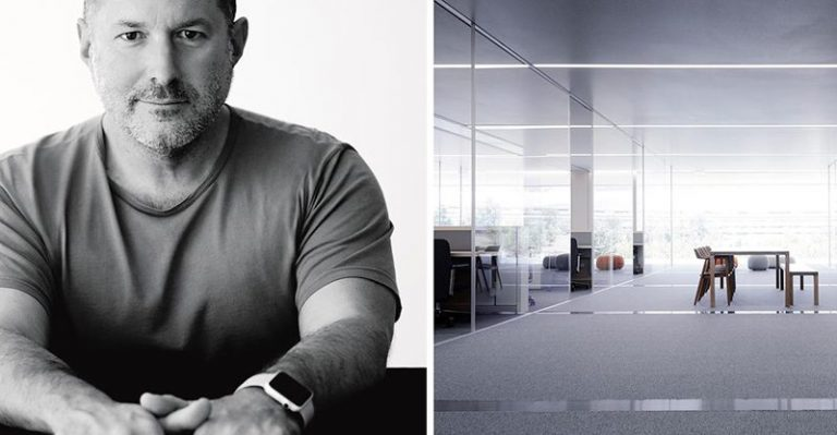 Jony Ive y el Apple Park