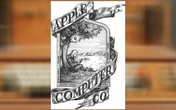 Logo Apple Newton