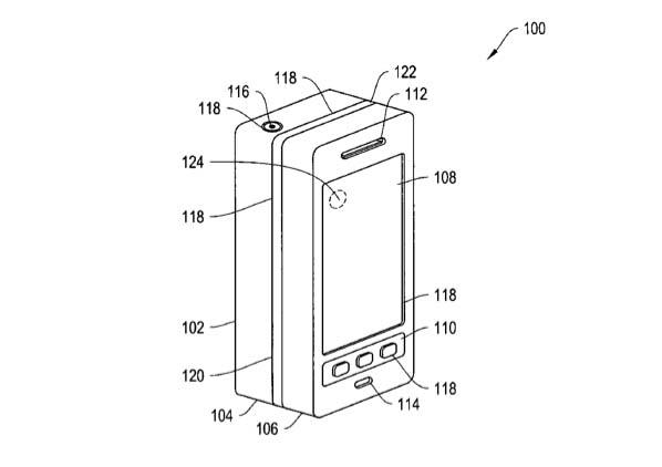 Patente de reconocimiento facial de Apple