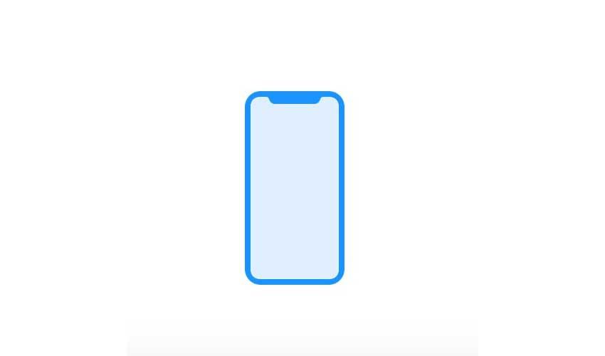 Revelada imagen del iPhone 8