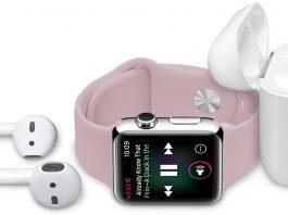 Cómo sincronizar música al Apple Watch