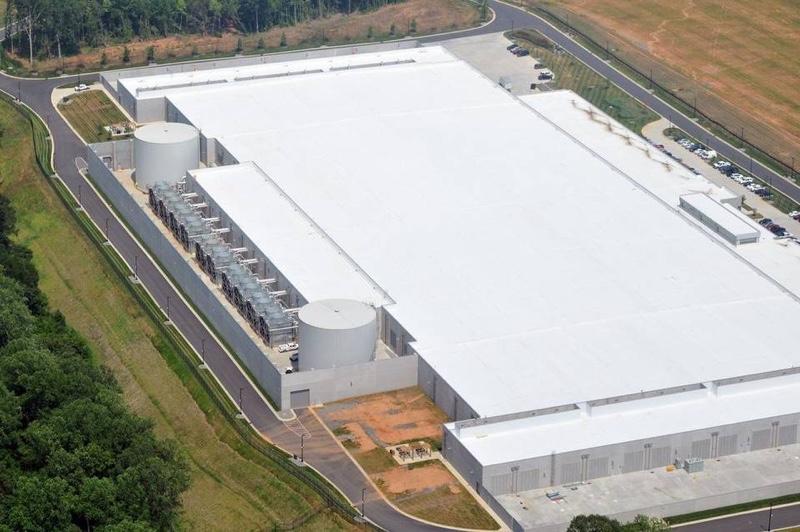 Apple Data Center Norte Carolina