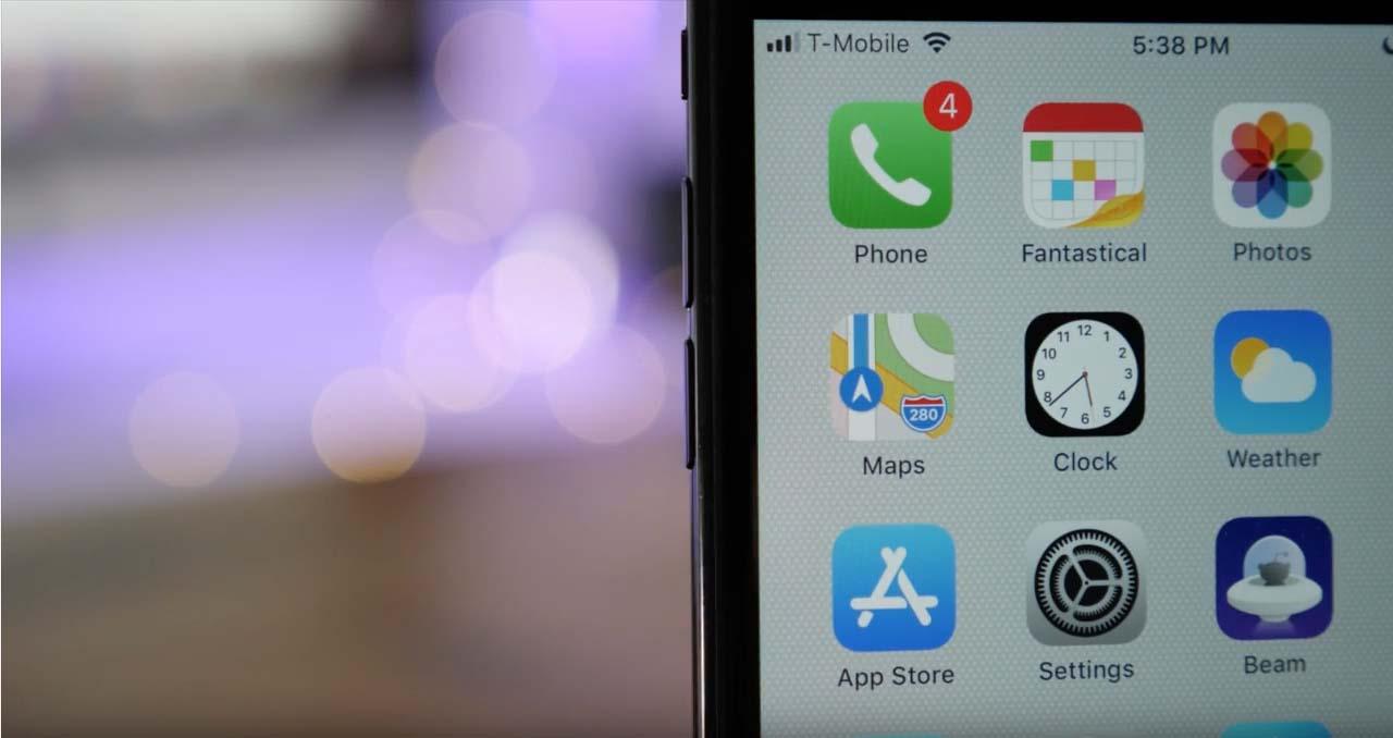 Novedades Beta 6 de iOS 11