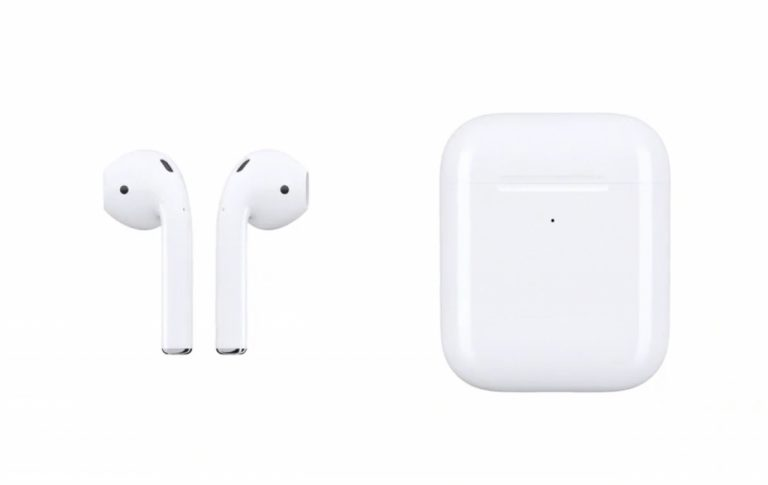 rumor de AirPods series 2