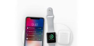 AirPower Cargador inalámbrico Apple