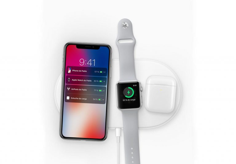 AirPower Cargador inalámbrico Apple