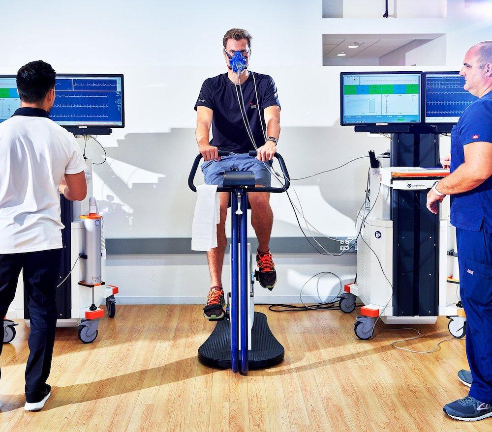 Laboratorio de tecnología para la Salud de Apple