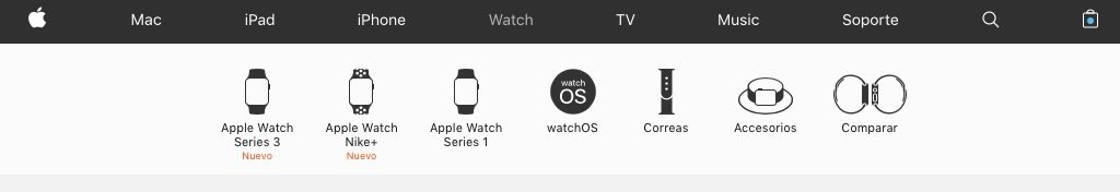 Familia Apple Watch