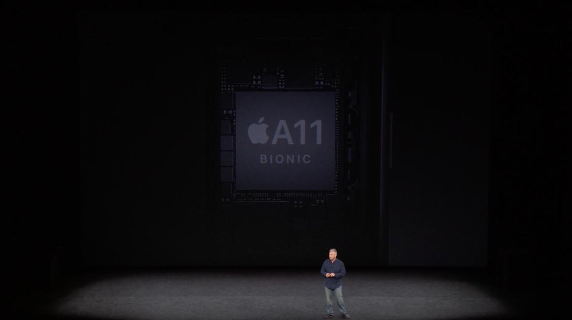 Procesador A11 Bionic