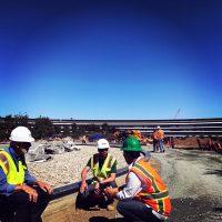 Imágenes exclusivas de la construcción del Apple Park