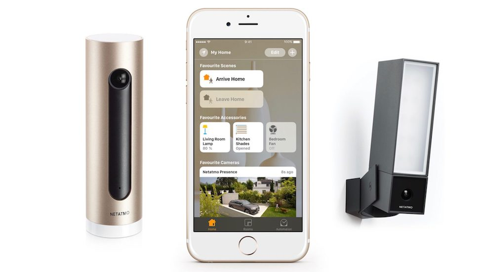 La marca Netatmo ha anunciado esta semana que apoyará la plataforma HomeKit de Apple, otorgando a sus productos la posibilidad de ser controlados mediante la propia aplicación de Apple, o mediante Siri.