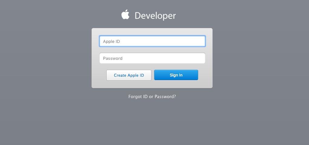 sitio web de desarrolladores de Apple no ha sido hackeado