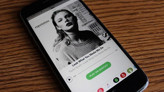 Spotify es bloqueado en India