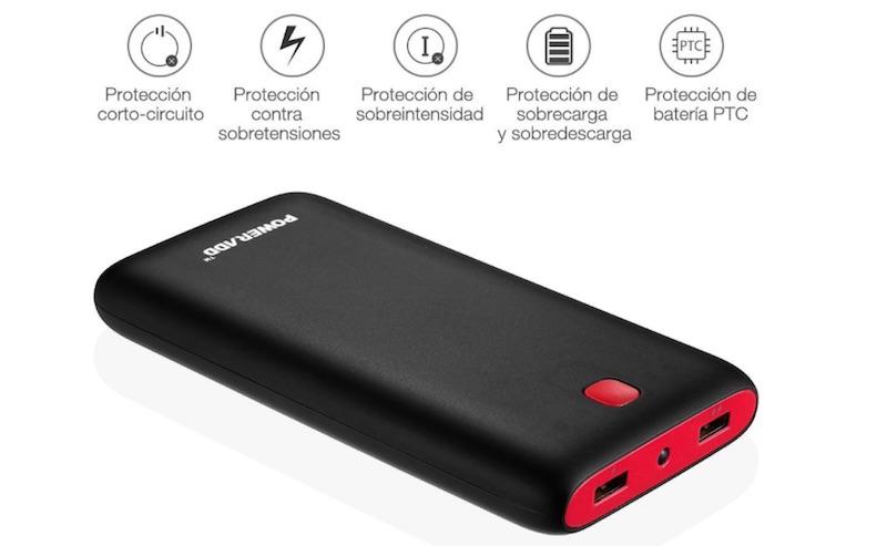 Accesorios iPhoneX Bateria Externa