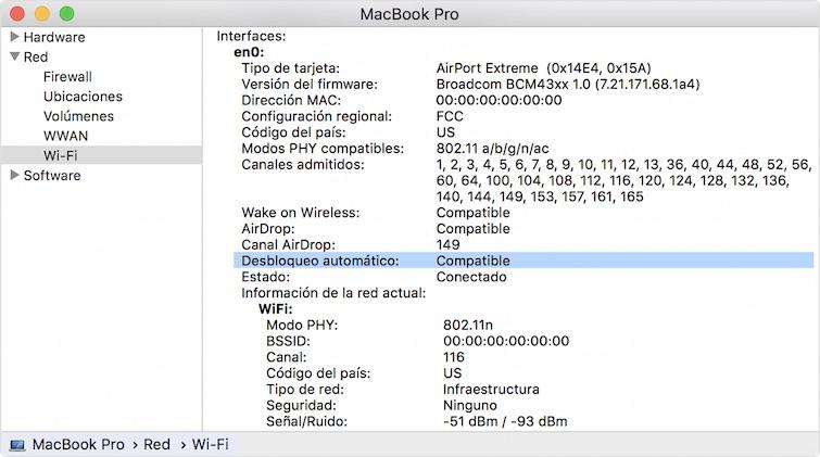 Desbloquear Mac con Apple Watch3