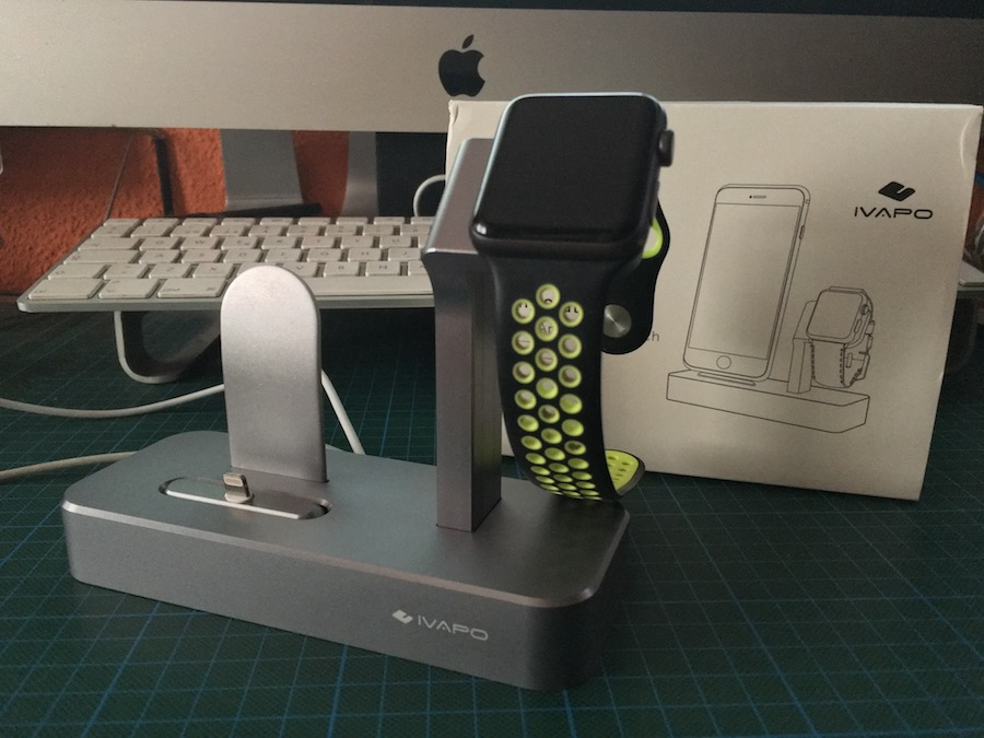 Soporte iVAPO para Apple Watch y iPhone