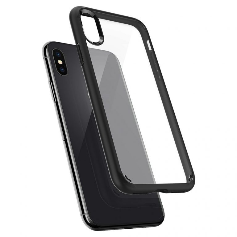 funda iphone x spigen hybrid