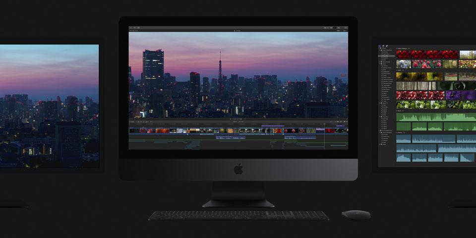 iMac Pro - tarjeta gráfica Radeon Pro Vega