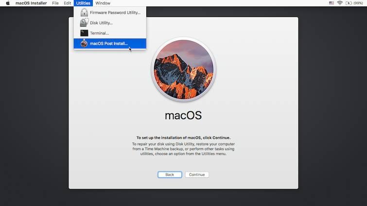 macOS Sierra Parche2
