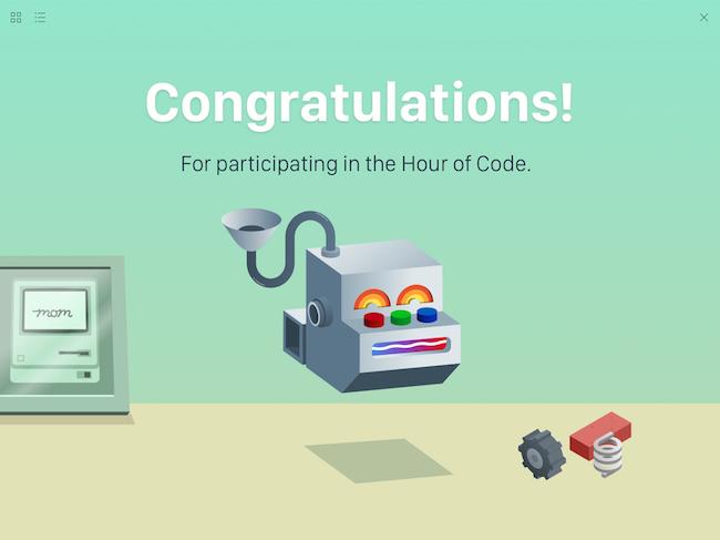 La increíble máquina del código
