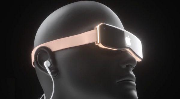 Nueva patente de Apple Glasses