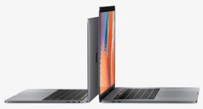 MacBook Pro touch bar 2017