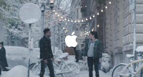 Sway, anuncio Apple Navidad