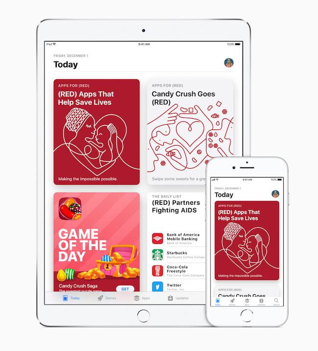 día mundial del SIDA - App Store